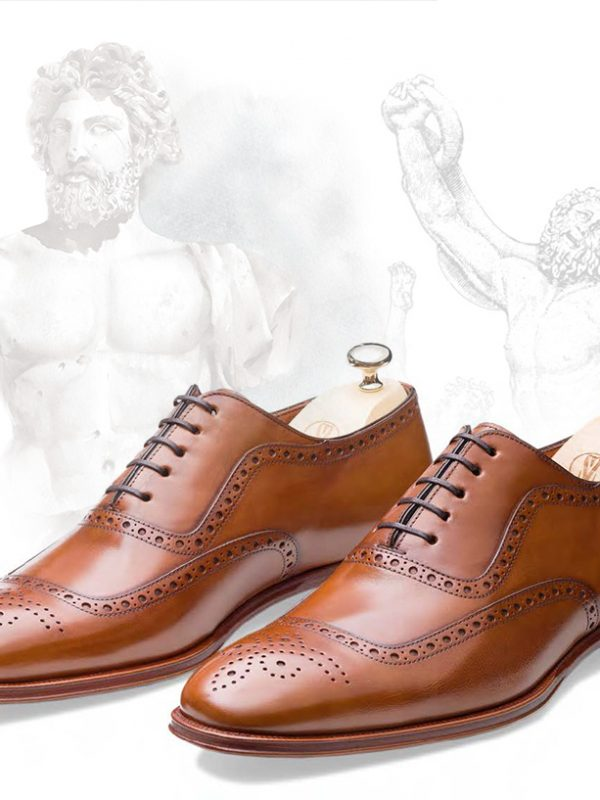 Premium Calf Skin Leather Shoes For Men