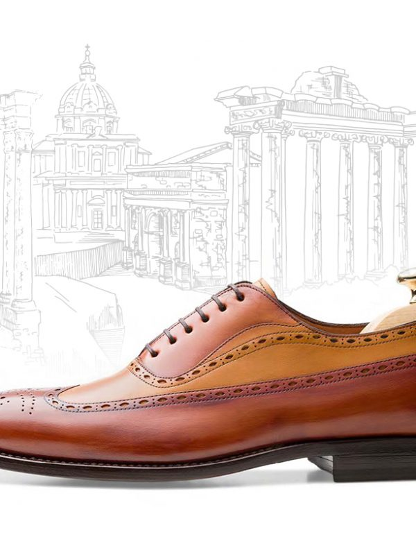 Traditional Italian Luxury Shoes For Men
