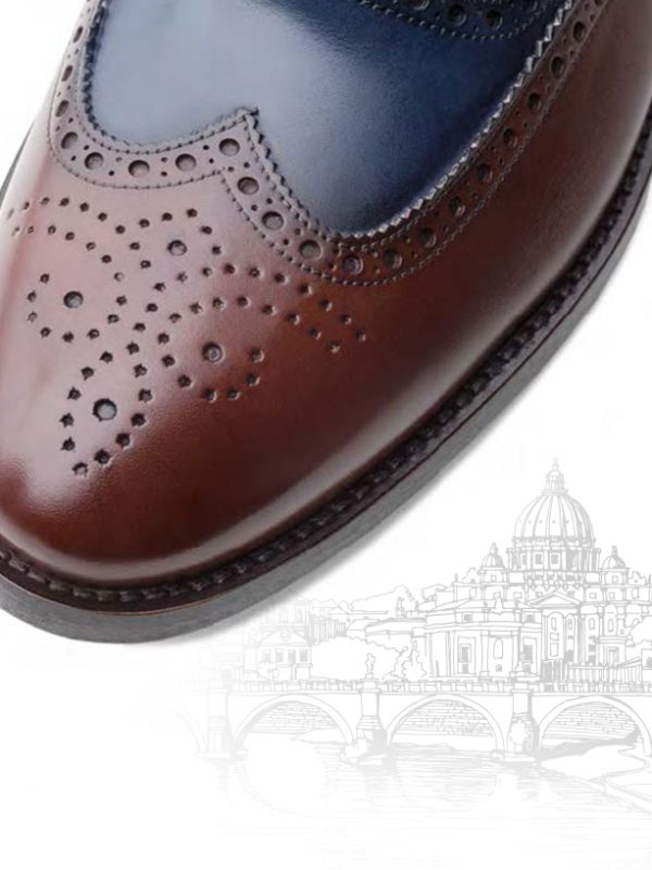Men's Calf Skin Leather Shoes