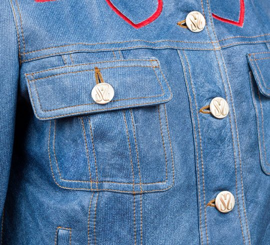 Luxury Handmade Leather Women's Jackets