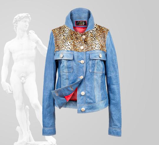 Italian Luxury Jackets For Women