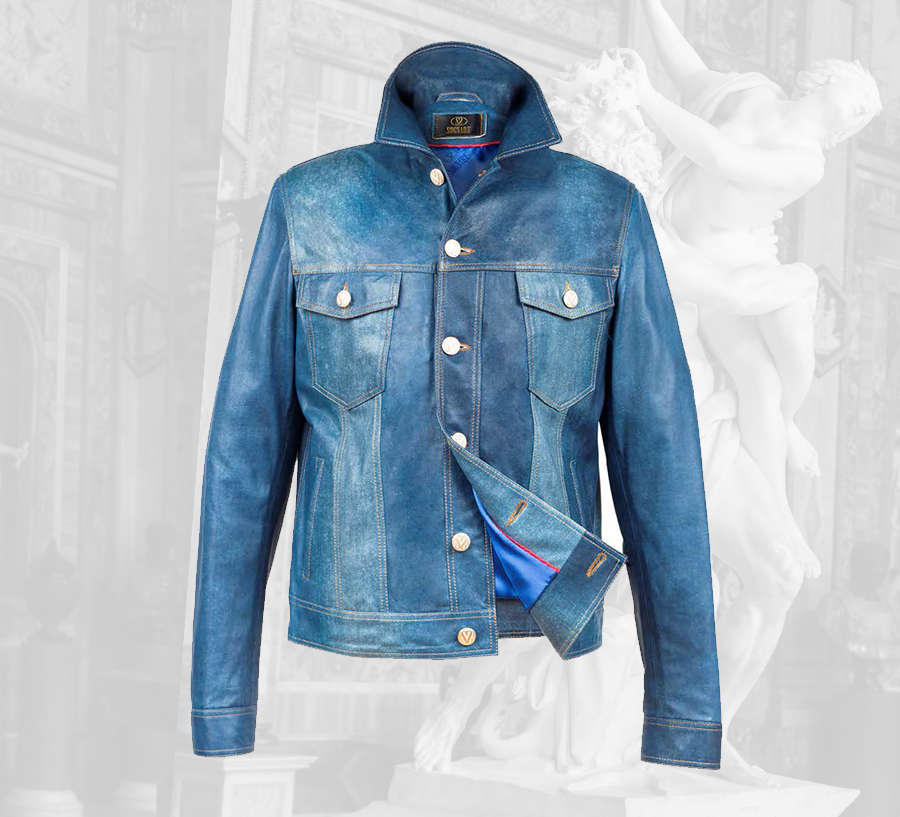 Luxury Handmade Men's Jackets