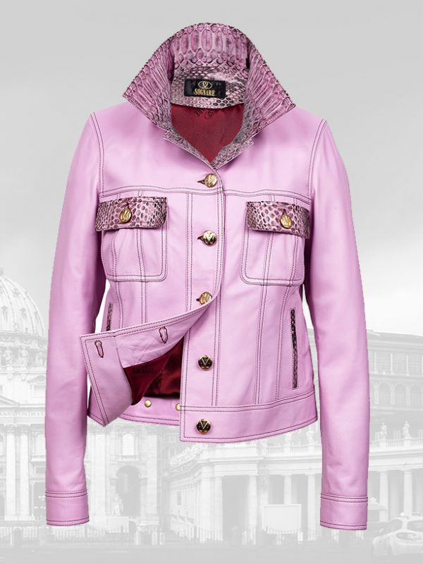 Exclusive Handmade Leather Women's Jackets