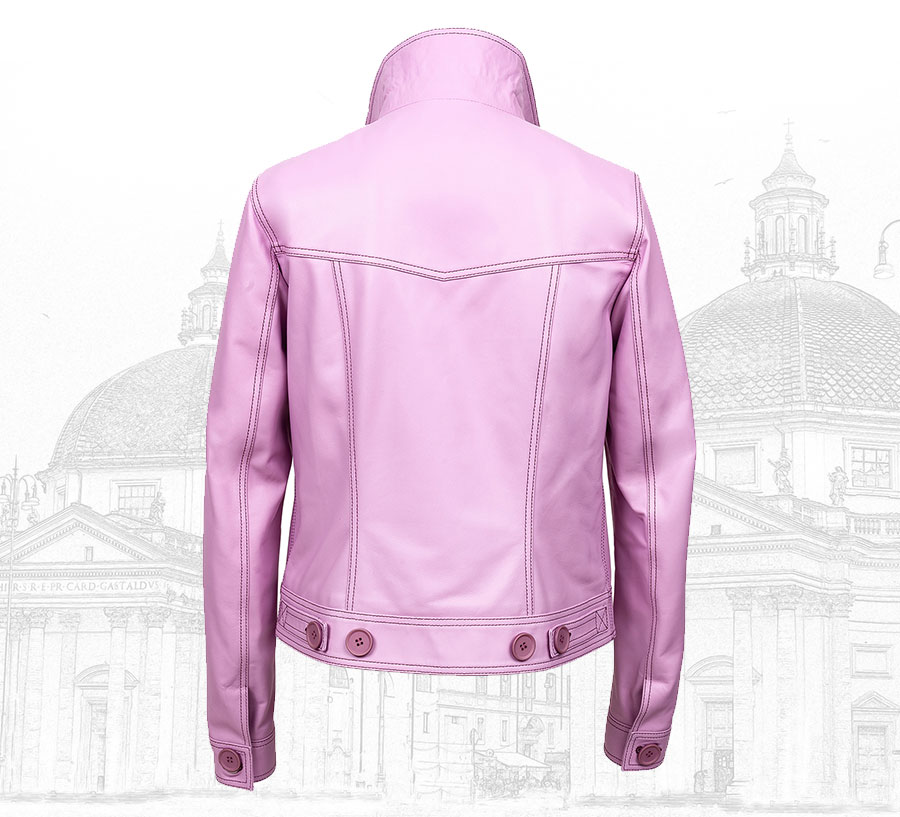 Premium Handmade Leather Jackets For Women
