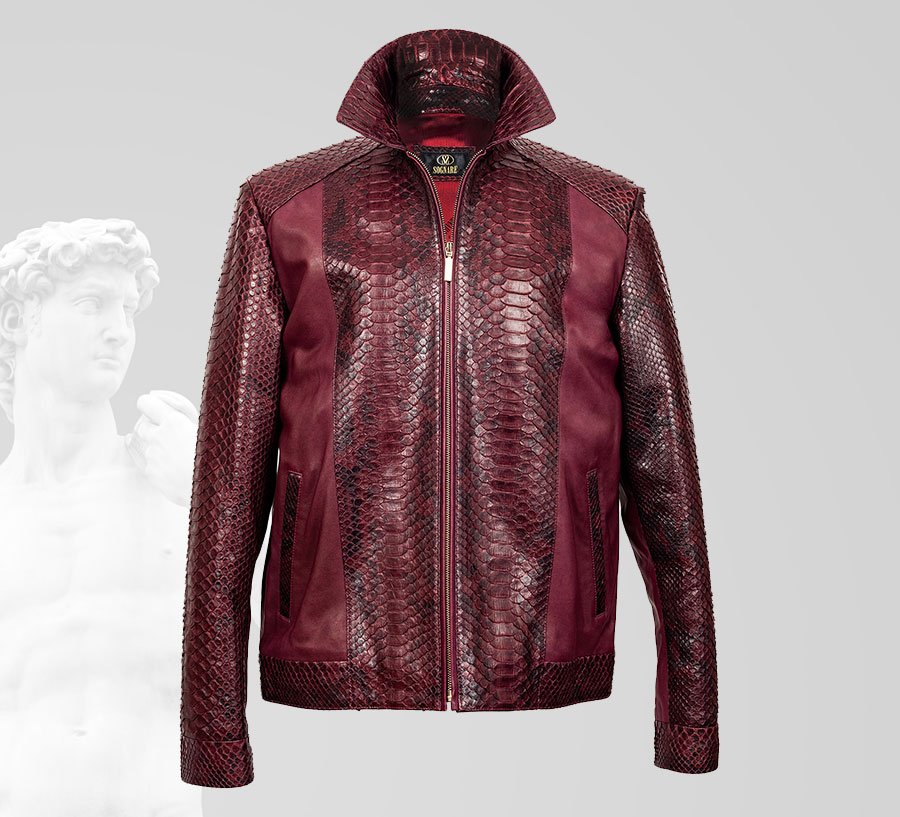 Premium Handmade Leather Jackets