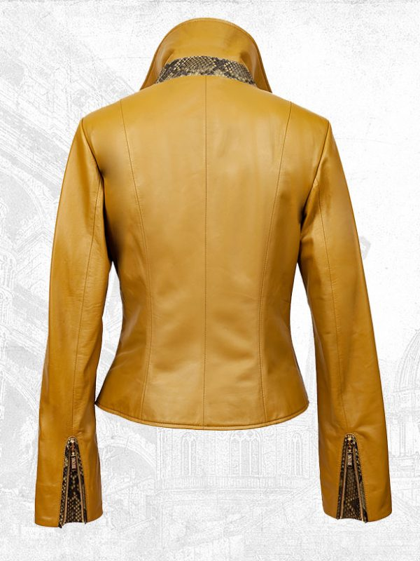 Women's Premium Luxury Leather Jackets