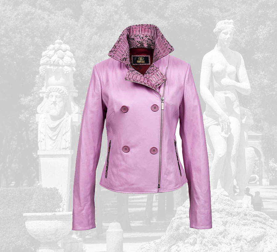 Exclusive Leather Women's JacketsExclusive Leather Women's Jackets