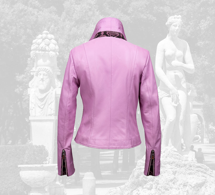 Exclusive Leather Women's Jackets