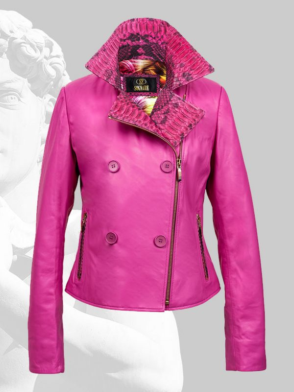 Premium Luxury Leather Jackets for Women